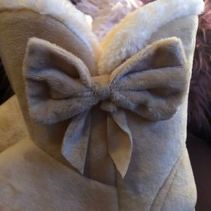 Shoes - Snow Winter Boots with Cute side Bow